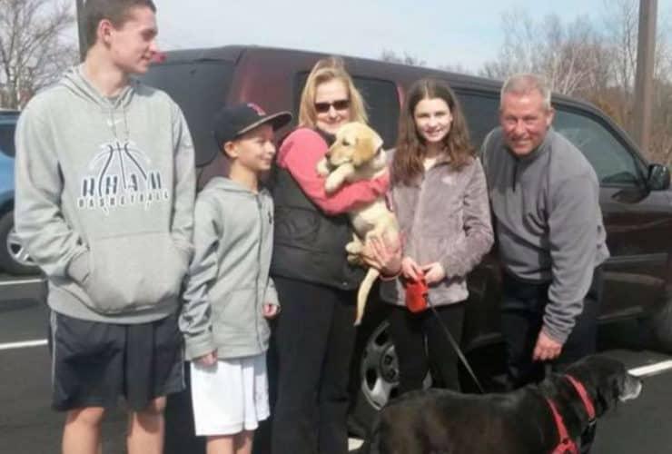 rescue road trips testimonial picture donna sadie