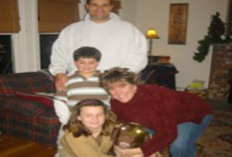 rescue road trips testimonial picture mingo family